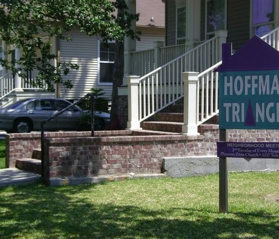 The Hoffman Triangle III project aimed to complete nine new homes for first-time homebuyers by the end of last year. But only 5 were completed, according to a city report detailing how federal housing grant funds were spent in 2011.