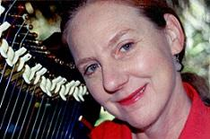 Patrice Fisher - Harpist