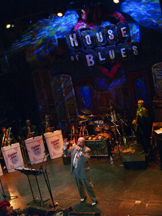 Deacon John at the House of Blues.