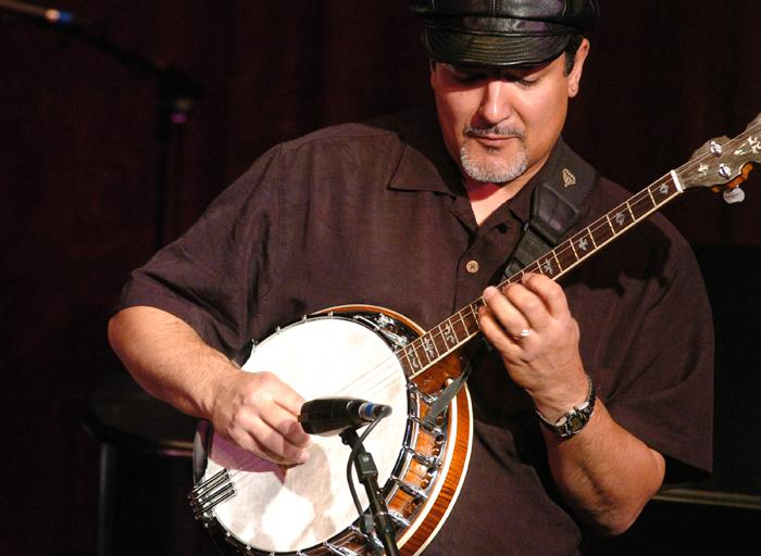Don Vappie at the Sheldon in 2005.