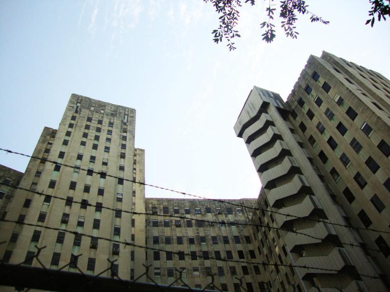 Mayor Landrieu says using a refurbished Charity Hospital as a new City Hall is a good idea.