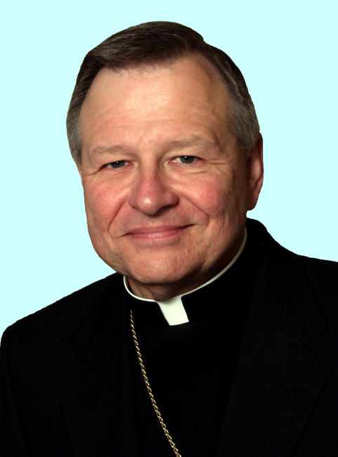 Gregory Aymond, the Archbishop of New Orleans.