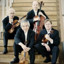 The Tokyo String Quartet.