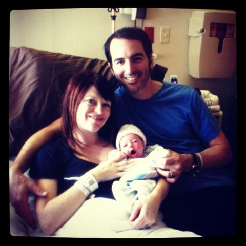 Jason, Kelleye and Magnolia Rhein.