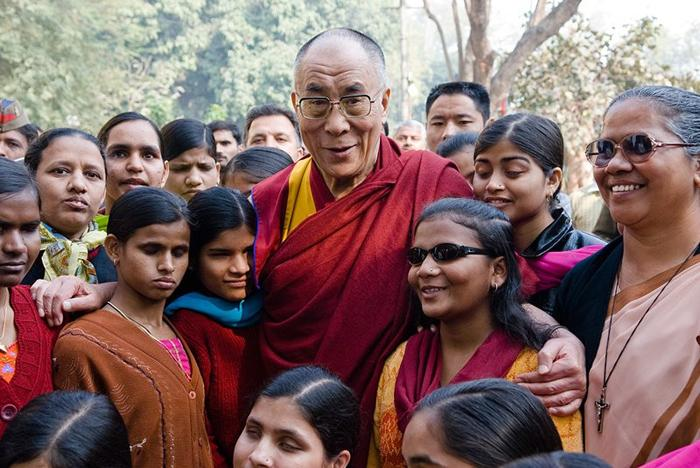 His Holiness the 14th Dalai Lama will deliver the keynote address to graduates at Tulane University's 2013 Commencement.