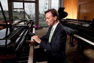 Pianist Stephen Hough.