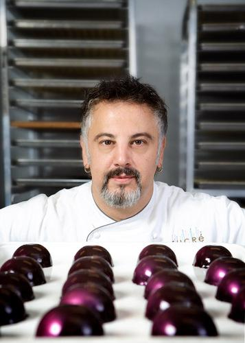Over the course of many years, Chef Tariq Hanna has cultivated international relationships that have allowed him to create his own chocolate.