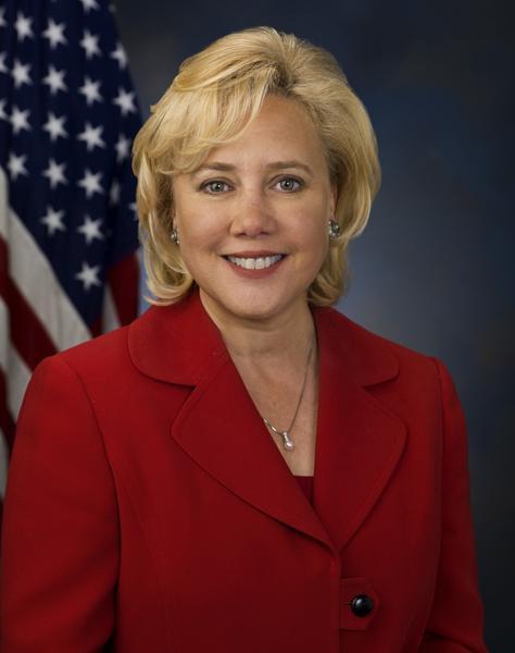 Senator Mary Landrieu.