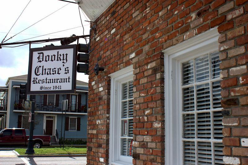 Dooky Chase's restaurant.