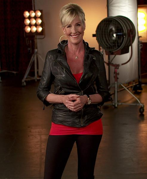 Environmental activist Erin Brockovich.