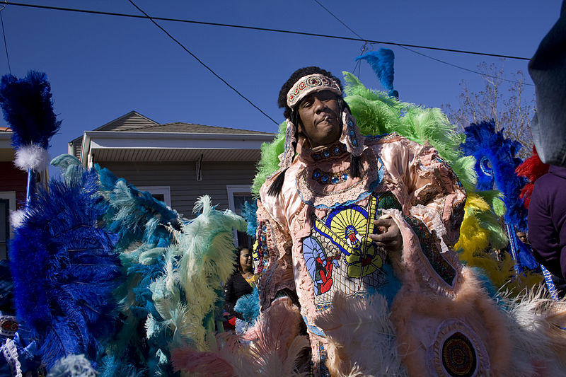 The Mardi Gras Indians will celebrate one final Super Sunday at the Algiers West Fest on Sunday, April 21st in downtown Algiers.