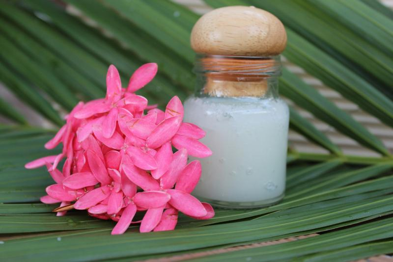 An eco-friendly homemade body product