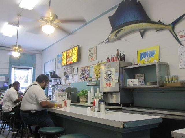 Leni's Diner is a lunch spot that doubles as a time capsule for downtown's dining past.