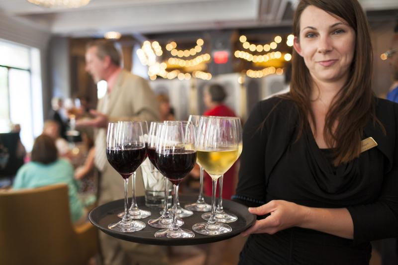 The New Orleans Wine & Food Experience is underway across the city.