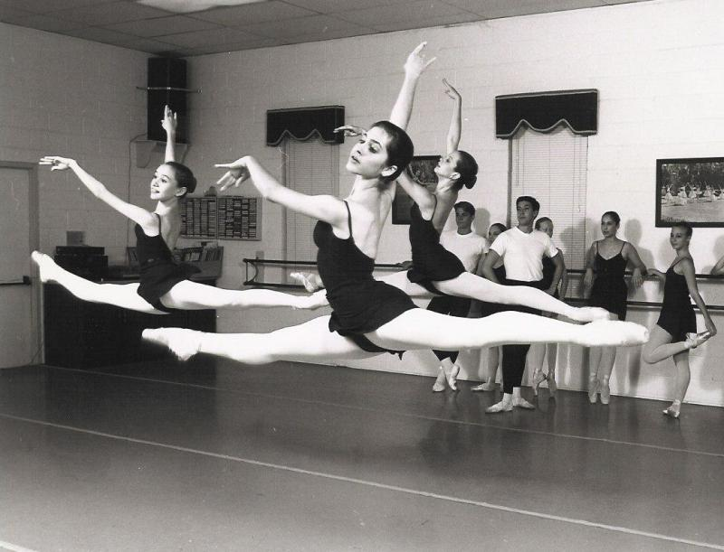 Giacobbe Academy of Dance.