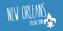 The current slogan of the New Orleans Tourism Marketing Corporation. The agency is linking jobs and the threat of climate change.