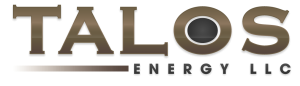 Talos Energy is the owner of the production platform.