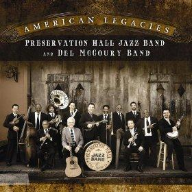 Del McCoury and the Preservation Hall Jazz Band