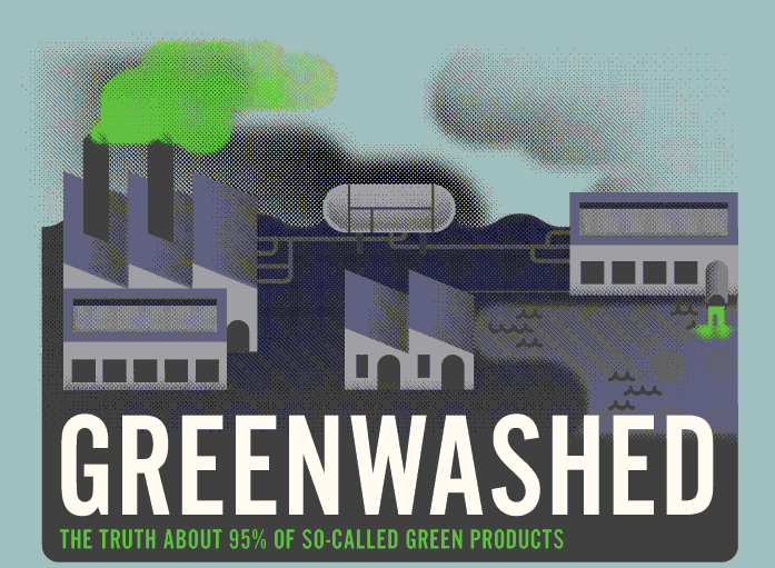 Businesses may tell you they abide by green practices, but that doesn't mean they really do...