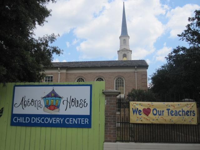 The Abeona House Child Discovery Center.