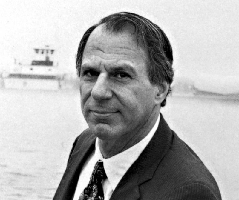 John Barry, Vice President of Southeast Louisiana Flood Protection Authority – East.