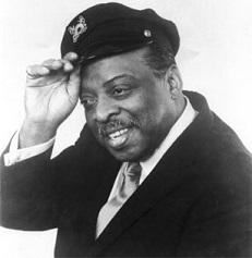 Legendary pianist and bandleader Count Basie