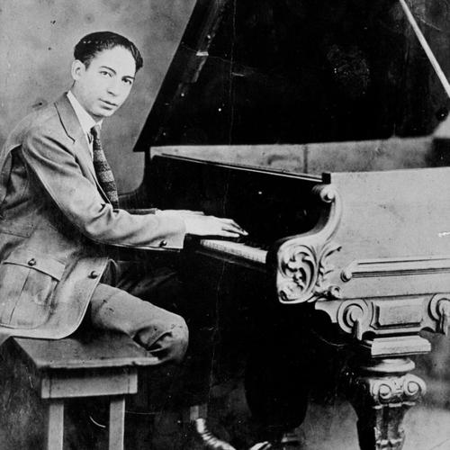 Jelly Roll Morton.