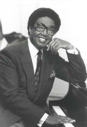 Pianist, educator and media personality Dr. Billy Taylor