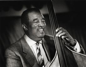 Hall of Fame bassist Ray Brown