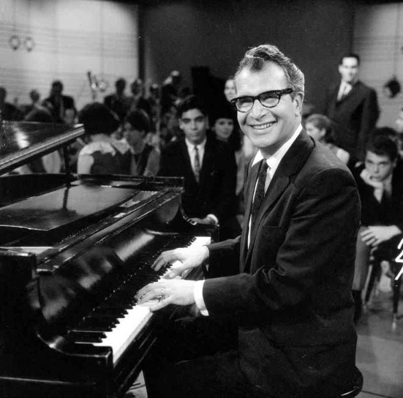 Pianist and composer Dave Brubeck