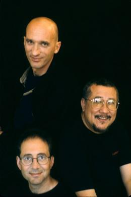 The Caribbean Jazz Project's Andy Narell, Dave Samuels and Paquito d'Rivera