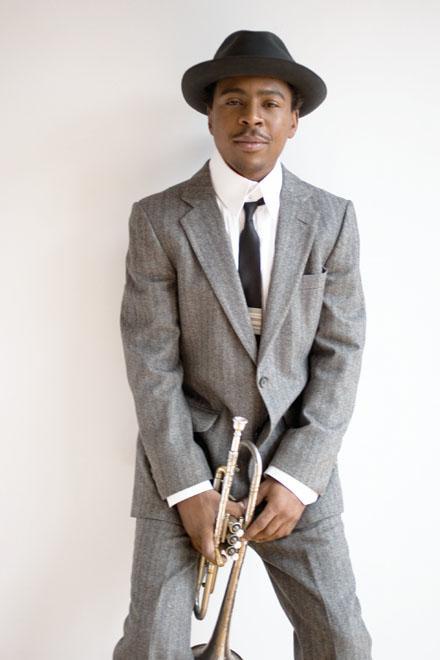 Grammy-winning trumpeter Roy Hargrove