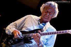 Guitar maestro John McLaughlin