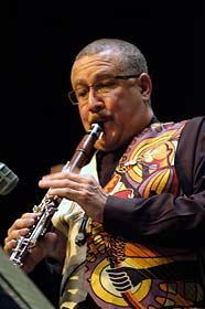 woodwind maestro Paquito d'Rivera