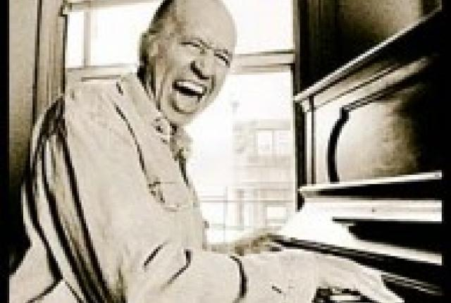 pianist and songwriter Bob Dorough