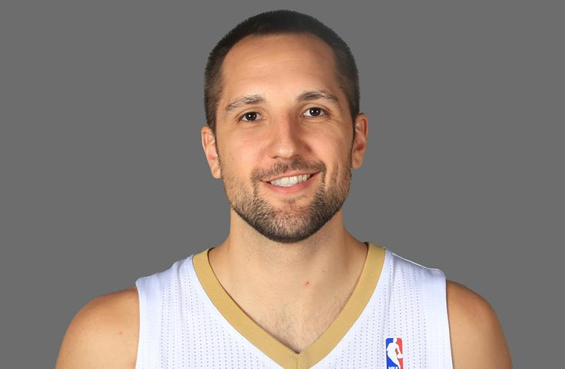 Ryan Anderson will be out indefinitely with a herniated disc.