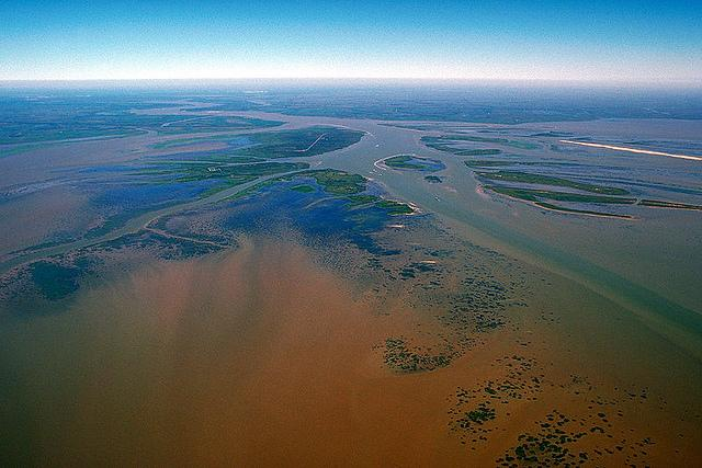 According to a new study, funding Louisiana's master plan for the coast will bring jobs and other economic benefits.