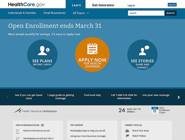 Louisiana health advocates reported a surge in interest in signing up for the Affordable Care Act before the deadline.