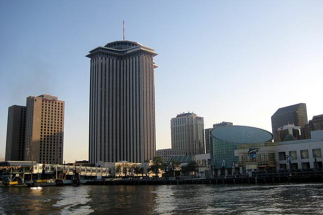 Negotiations between the city of New Orleans and Gatehouse Capital Corporation to redevelop the former World Trade Center have collapsed.