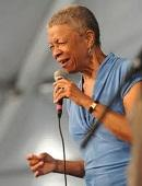 Great New Orleans singer Germaine Bazzle.