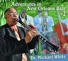 New Orleans clarinetist Dr. Michael White