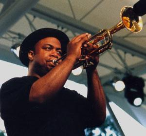 Trumpeter, keyboardist and composer Nicholas Payton