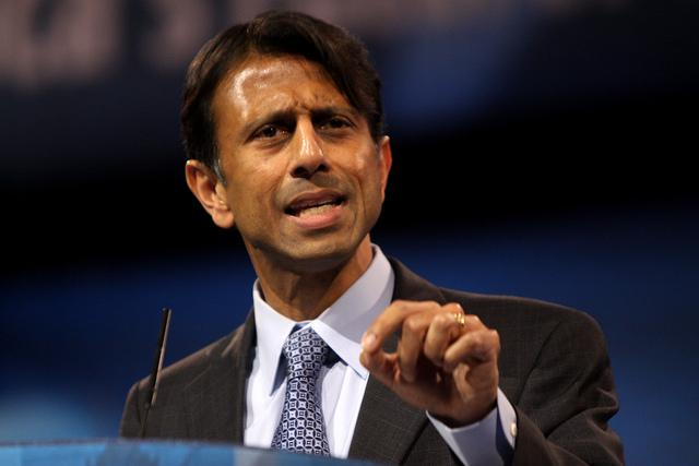Gov. Bobby Jindal's administration outlined plans to shrink spending across state government by $74 million dollars in the upcoming budget year.