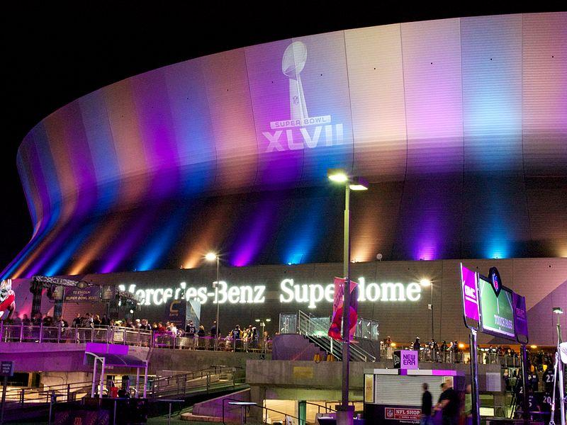 NFL owners voted Tuesday to award the big game to Minneapolis. New Orleans has hosted 10 previous Super Bowls.