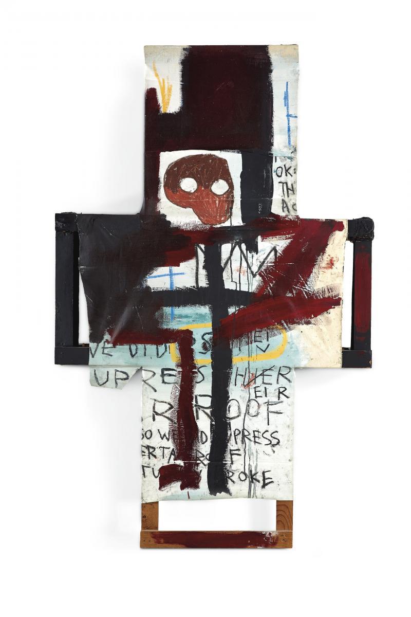 Jean-Michel Basquiat, Crisis X