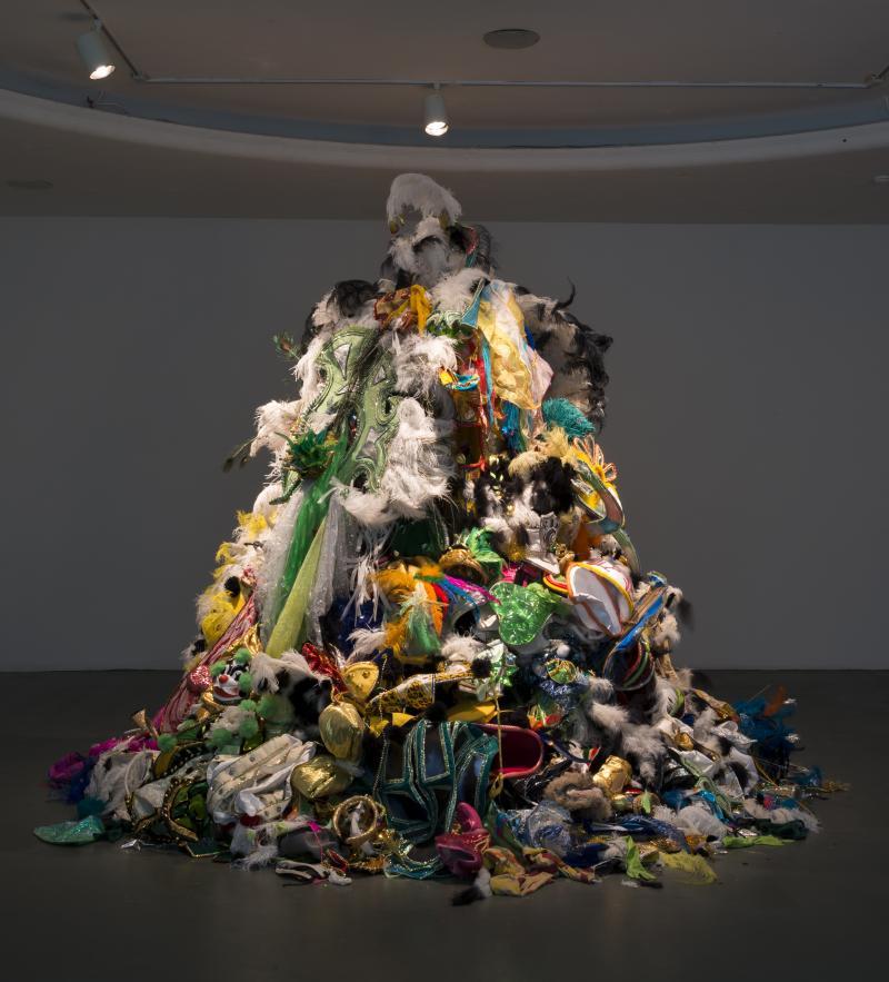 Andrea Fraser, Um Monumento às Fantasias Descartadas (A Monument to Discarded Fantasies), 2003