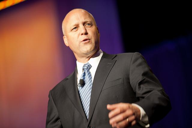 Mayor Mitch Landrieu launched the NOLA for Life homicide reduction strategy in 2012.