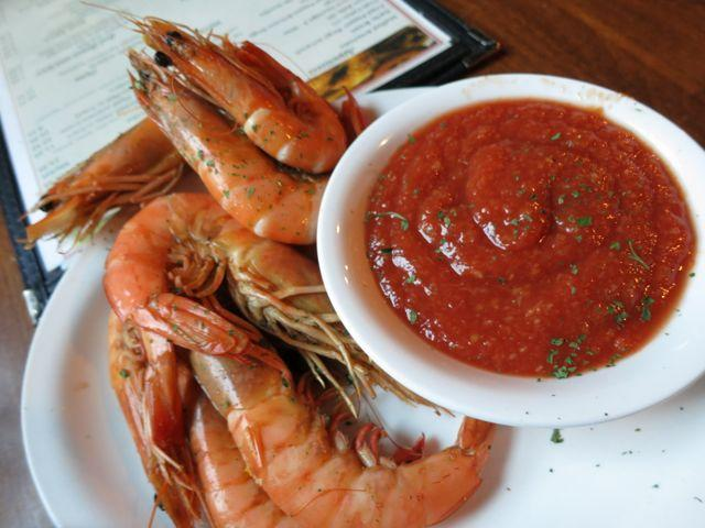 Boiled seafood has been a Frankie & Johnny's staple for generations.