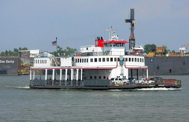 Starting Aug. 1, New Orleans' Canal Street ferry will be adding more than four hours to weekday schedules.