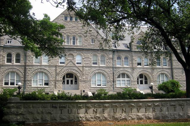 The Forbes annual rating of the nation's top colleges ranks Tulane the highest in Louisiana.